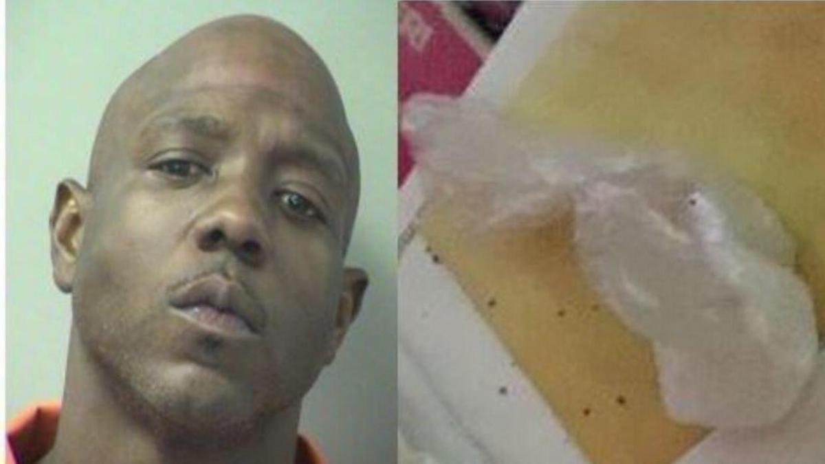 Le roban cocaína y denuncia el hecho a la Policía