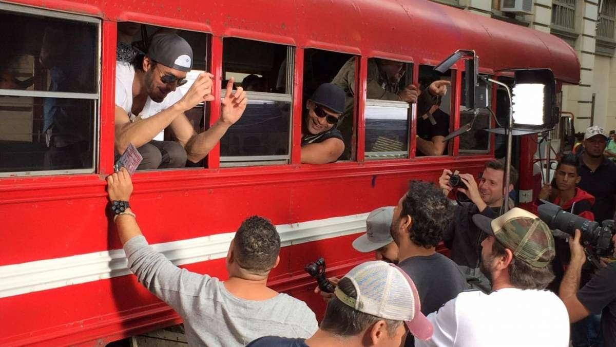 Enrique Iglesias en Cuba / CiberCuba