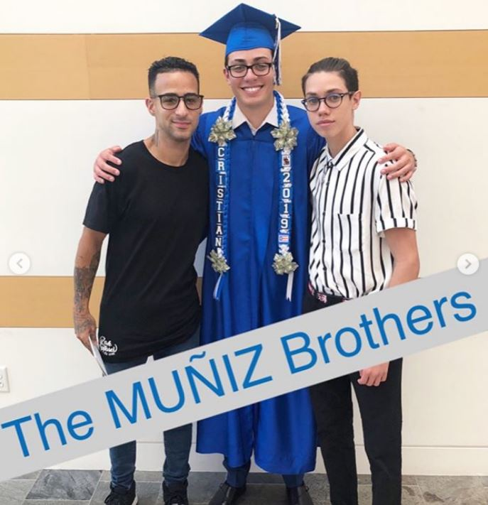 Hermanos Muñiz, hijos de Marc Anthony