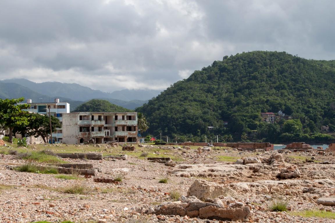 """Siboney: """"una playa mala, pero con vida"""" en Santiago de Cuba"""