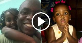 Padre cubano desesperado pide ayuda para salvar el colon de su hija de 5  años