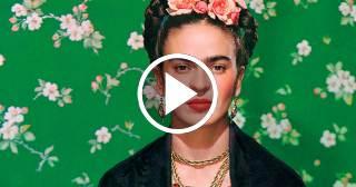 Inauguran exposición por aniversario 110 de Frida Khalo