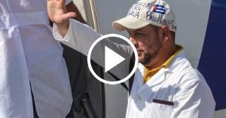 """""""Si ser un agente de Castro es salvar vidas, sí, soy agente de Castro"""", dijo para RT un médico cubano"""