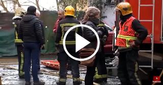 Muere en España un cubano sin hogar tras incendiarse el local abandonado donde dormía