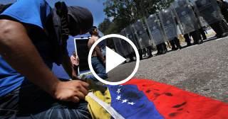 Muere joven de 24 años durante las protestas en Venezuela