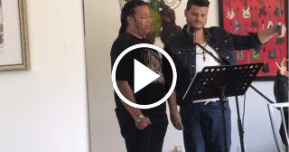 El cantautor cubano Amaury Gutiérrez dedica una canción a Venezuela