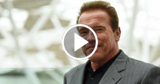 Arnold Schwarzenegger envía un mensaje a Donald Trump