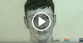 Policía da a conocer retrato hablado de sospechoso de violación en spa de Hollywood