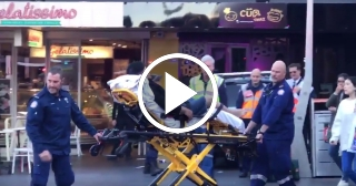 Vehículo embiste a una multitud en Sidney, Australia