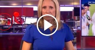 La BBC retransmite por error un topless en directo