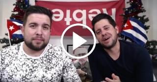 Los Pichy Boys hacen bromas telefónicas a Cuba desde Facebook Live