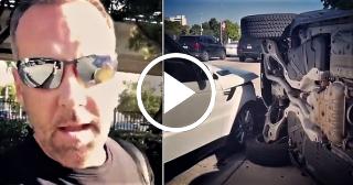 El actor y cantante boricua Carlos Ponce sufre un aparatoso accidente en Miami