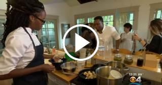 Andrea Drummer, una chef en California que cocina con marihuana