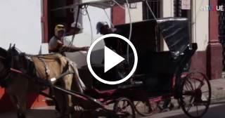 ¿Cómo fuera el transporte en Cuba sin los caballos y los coches?