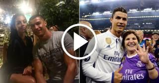La mala relación entre Georgina Rodríguez y la madre de Cristiano Ronaldo