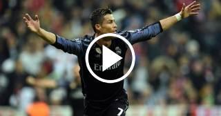 """""""¡Ay mi madre el bicho!"""": Los goles de Cristiano al Bayern narrados espectacularmente por Manolo Lamas"""