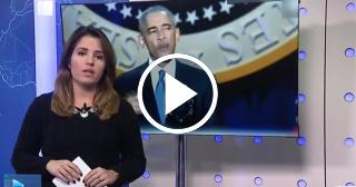 Así despedían a Obama en el Noticiero de la Televisión Cubana