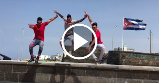 Las vacaciones en Cuba de los chicos de Cuban Flex