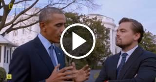 Llega a la red documental de Leonardo DiCaprio sobre cambio climático