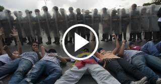 Disidentes cubanos envían mensaje de apoyo a la oposición en Venezuela