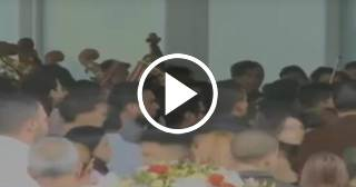 Lágrimas y homenaje musical en el funeral de joven venezolano muerto