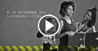 Spot del 38 Festival Internacional del Nuevo Cine Latinoamericano