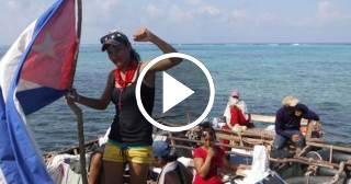 Reportaje Exclusivo: La odisea de 34 balseros cubanos