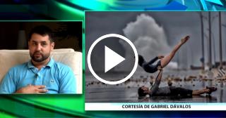 """Entrevista con el cubano Gabriel Dávalos: el """"fotógrafo de los bailarines"""""""