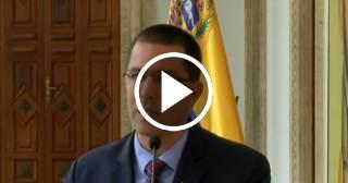 El Gobierno de Venezuela responde a las amenazas militares de Trump