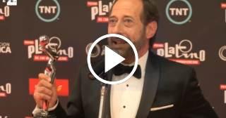 """Guillermo Francella mejor actor Premio Platino por """"El clan"""""""