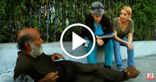 """El """"Proyecto Lázaro"""" ayuda a los enfermos desamparados en las calles de Miami"""