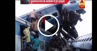 Al menos 10 muertos y 150 heridos por el descarrilamiento de un tren en la India
