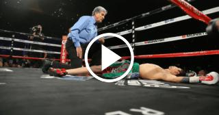 El Chacal Rigondeaux vence a Flores con polémico KO en el primer round