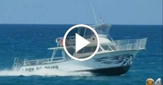 Encuentran el cadáver del buzo desaparecido cerca de Fort Lauderdale