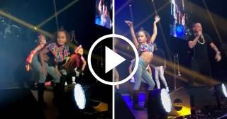 La hija de Jacob Forever triunfa como bailarina en El Cubatonazo