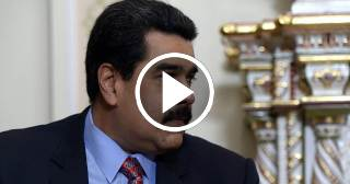 "Maduro advierte que todo ""grupo terrorista"" tendrá el mismo destino de Óscar Pérez"