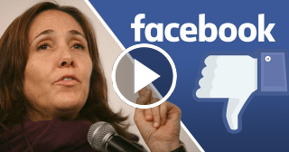 Mariela Castro denuncia falta de democracia y de libertad de expresión de Facebook