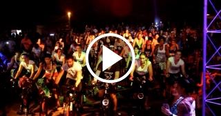 Así fue el Maratón de Spinning en La Habana