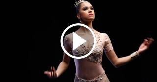 Misty Copeland visita sede de Lizt Alfonso Dance Cuba