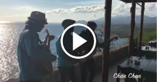 El Chan Chan con una vista insuperable en Santiago de Cuba