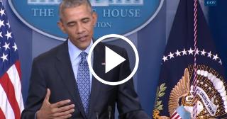 """Obama explica por qué eliminó política """"pies secos, pies mojados"""""""