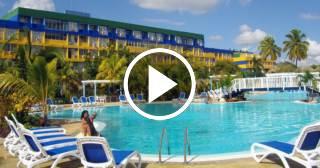 Nueva imagen del hotel Pasacaballo de Cienfuegos