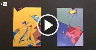 Exposición en Roma rescata al pintor cubano Jorge Carruana