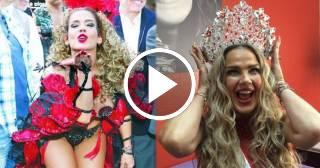 """La cubana Niurka Marcos amenaza con abandonar la obra """"Aventurera"""""""