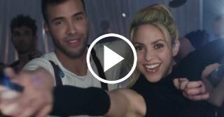 """ESTRENO: El videoclip de """"Deja Vu"""" de Shakira y Prince Royce"""