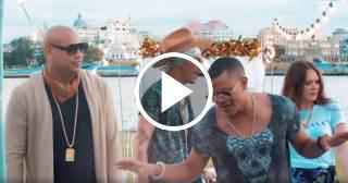 Salen a la luz las primeras imágenes del videoclip de Gente de Zona y Jesse & Joy filmado en Cuba