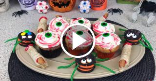 ¿Tienes niños y no sabes cómo sorprenderlos en Halloween? Aquí tienes 7 ideas fáciles