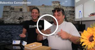 Robertico se bate en un duelo de chistes en su nuevo vídeo