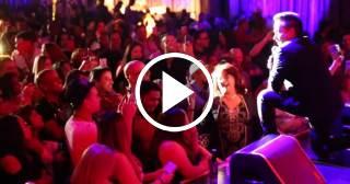 El show de Robertico en Las Vegas