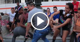Robertico descubre a los skaters y a las bailarinas de twerking de La Habana